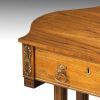 Elegant Regency Period Work Table (8 of 9)