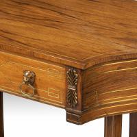 Elegant Regency Period Work Table (7 of 9)