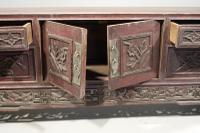 Late 19th Century & Finely Carved Chinese Alter Table (3 of 8)