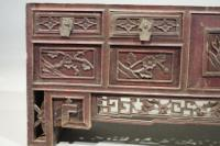 Late 19th Century & Finely Carved Chinese Alter Table (8 of 8)
