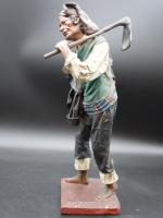 Very Well Modelled Mid 19th Century Papier-Mâché Italian Crib Figure (3 of 5)