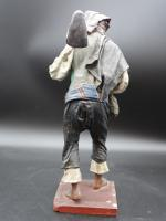 Very Well Modelled Mid 19th Century Papier-Mâché Italian Crib Figure (2 of 5)