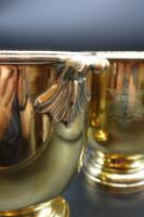 Fine Quality Pair of Late 19th Century Champagne Buckets (4 of 9)