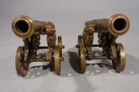 Late 19th Century Pair of Spanish Desk Cannons (2 of 8)