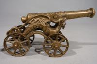 Late 19th Century Pair of Spanish Desk Cannons (4 of 8)