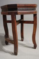 Early 20th Century Chinese Octagonal Low Table (2 of 5)