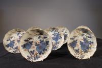 Set of 8 Late 18th Century Japanese Imari Plates (8 of 8)