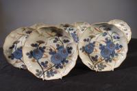 Set of 8 Late 18th Century Japanese Imari Plates (4 of 8)