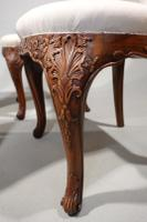 Set of 4 Early 20th Century Mahogany Framed Chairs (3 of 8)
