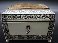 Small & Charming Late 19th Century Vizagapatam Pin Cushion (2 of 6)