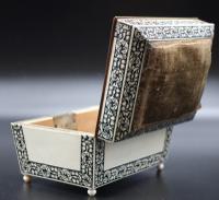 Small & Charming Late 19th Century Vizagapatam Pin Cushion (4 of 6)