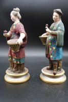 Charming Pair of Early 20th Century Meissen Figures in Oriental Garb (5 of 5)