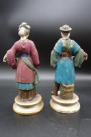 Charming Pair of Early 20th Century Meissen Figures in Oriental Garb (4 of 5)