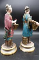 Charming Pair of Early 20th Century Meissen Figures in Oriental Garb (3 of 5)