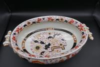 Attractive Late 19th Century Oval Tureen (7 of 8)