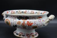 Attractive Late 19th Century Oval Tureen (5 of 8)