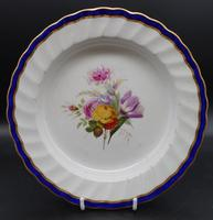 Fine Set of 6 Late 18th Century Derby Plates Painted by William Billingsley (12 of 15)