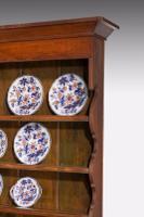 19th Century Oak Dresser & RAck (3 of 7)