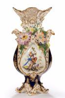 Late 19th Century Trio of Coalbrookdale Vases (7 of 8)