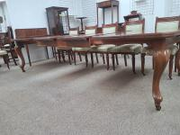 Large Victorian Dining Table (2 of 4)