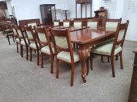 Large Victorian Dining Table (3 of 4)