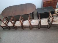 Country Dining Chairs 6+1 (3 of 6)