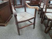 Country Dining Chairs 6+1 (6 of 6)