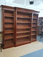 Large Victorian Bookcase (2 of 3)