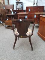 Inlaid Chair c.1890 (3 of 6)