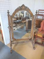 Large Cheval Mirror c.1880 (2 of 5)