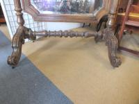 Large Cheval Mirror c.1880 (3 of 5)