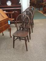 4 Country Chairs c.1920 (3 of 4)