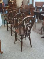4 Country Chairs c.1920 (2 of 4)