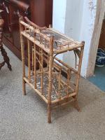 Bamboo Caterbury Whatnot c.1900 (3 of 5)