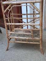 Bamboo Caterbury Whatnot c.1900 (5 of 5)