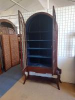 Tall Arch Top Bookcase C.1890 (4 of 5)