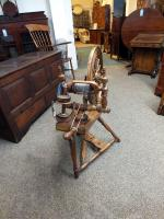 Antique Spinning Wheel c.1880 (2 of 6)