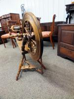Antique Spinning Wheel c.1880 (3 of 6)