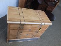 Oak Chest of Drawers (3 of 6)