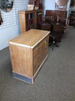 Oak Chest of Drawers (5 of 6)
