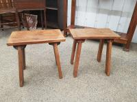 Pair of Cotswold Stools (3 of 3)