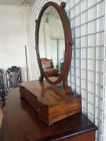 Antique Dressing Mirror c.1850 (2 of 6)