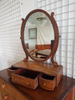 Antique Dressing Mirror c.1850 (3 of 6)