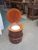 Victorian Box Seat Commode (3 of 6)