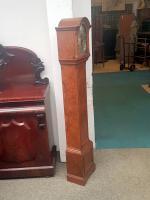Walnut Grandmother Clock (3 of 6)