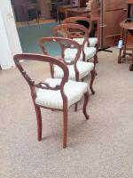 4 Balloon Back Chairs (4 of 6)