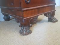 Antique Pedestal Sideboard (5 of 6)