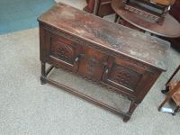 1920s Oak Sideboard (2 of 6)