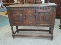 1920s Oak Sideboard (3 of 6)
