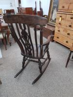 Antique Country Rocking Chair (3 of 3)